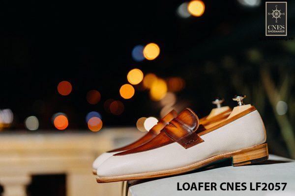 Giày lười nam phong cách Penny Loafer LF2057 006