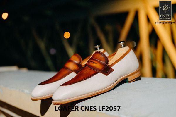 Giày lười nam phong cách Penny Loafer LF2057 001