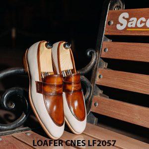 Giày lười nam phong cách Penny Loafer LF2057 003