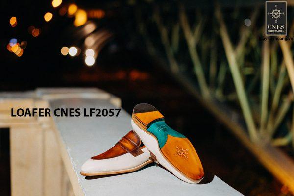 Giày lười nam phong cách Penny Loafer LF2057 002