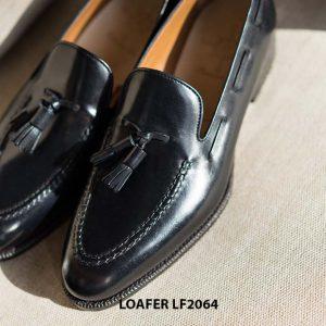 Giày lười nam cao cấp Tassel Loafer LF2064 001