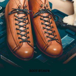 Giày da nam Boot thời trang cá tính BT2078 006