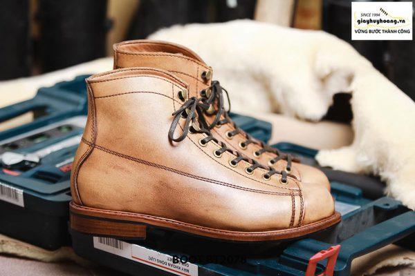Giày da nam Boot thời trang cá tính BT2078 005