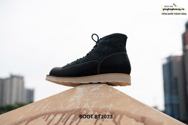 Giày da nam boot cổ cao phong cách BT2073 005