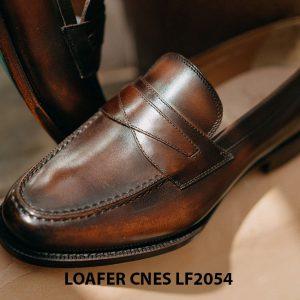 Giày lười nam cao cấp Penny Loafer LF2054 005