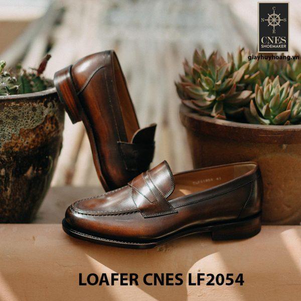 Giày lười nam cao cấp Penny Loafer LF2054 004