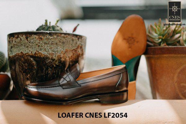 Giày lười nam cao cấp Penny Loafer LF2054 002