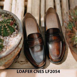 Giày lười nam cao cấp Penny Loafer LF2054 001