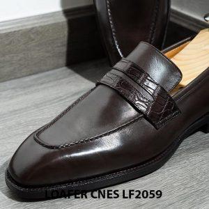 Giày lười nam da thời trang Penny Loafer LF2059 004