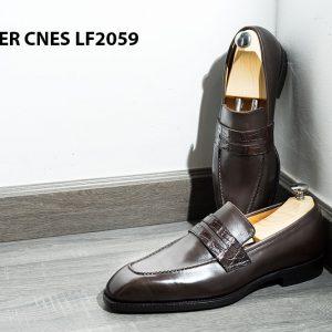 Giày lười nam da thời trang Penny Loafer LF2059 001