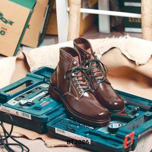 Giày da Boot nam cột dây thời trang BT2086 001