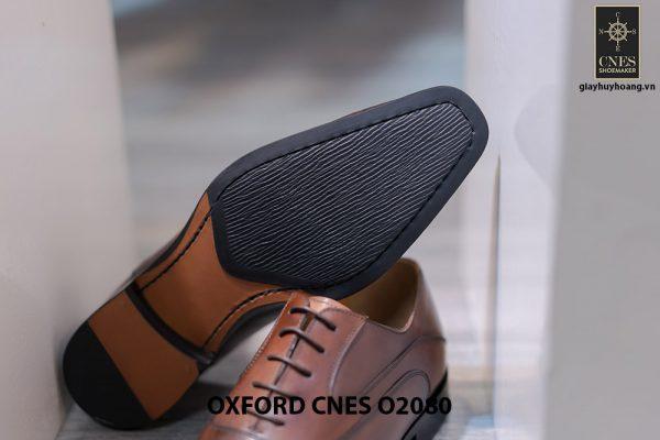 Giày da nam chính hãng chất lượng Oxford O2080 008