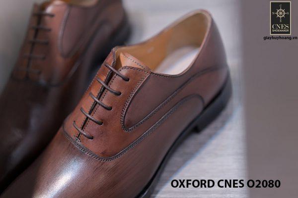 Giày da nam chính hãng chất lượng Oxford O2080 004