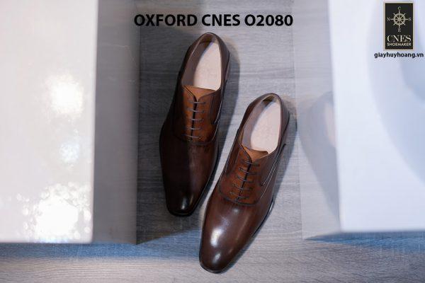 Giày da nam chính hãng chất lượng Oxford O2080 001