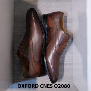 Giày da nam chính hãng chất lượng Oxford O2080 003