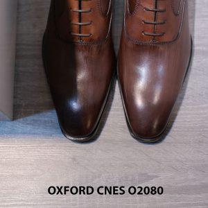 Giày da nam chính hãng chất lượng Oxford O2080 002