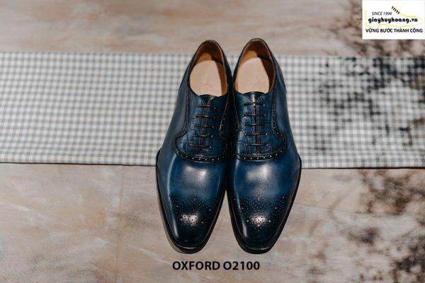 Giày tây nam sành điệu phong cách Oxford O2100 001