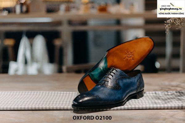 Giày tây nam sành điệu phong cách Oxford O2100 004