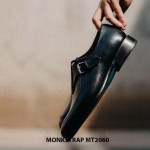 Giày da nam 1 khoá thời trang Single Monkstrap MT2060 0065