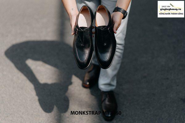 Giày da nam 1 khoá thời trang Single Monkstrap MT2060 004