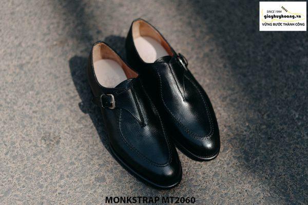 Giày da nam 1 khoá thời trang Single Monkstrap MT2060 003