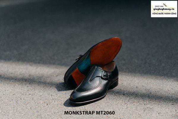 Giày da nam 1 khoá thời trang Single Monkstrap MT2060 002