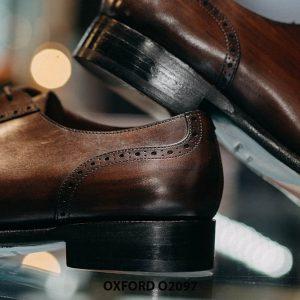 Giày tây nam thời trang và phong cách Oxford O2097 004