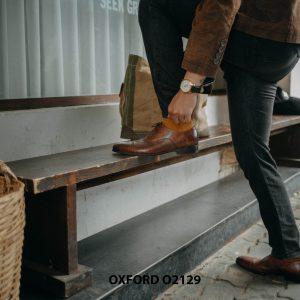 Giày tây nam chính hãng cao cấp Oxford O2129 006