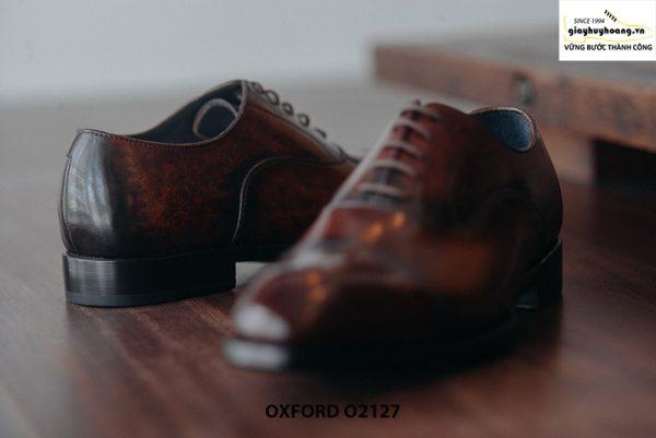 Giày tây nam chính hãng cao cấp Oxford O2127 004