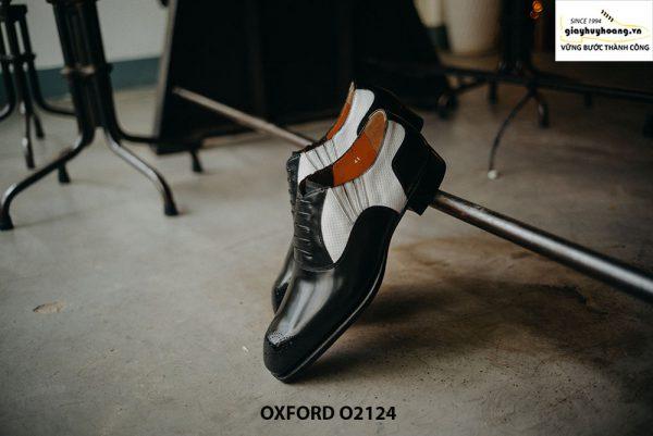 Giày tây nam chính hãng chất lượng cao Oxford O2125 004