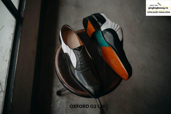Giày tây nam chính hãng chất lượng cao Oxford O2125 002
