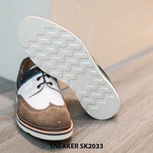 Giày da nam thể thao buộc dây Sneaker SK2033 004