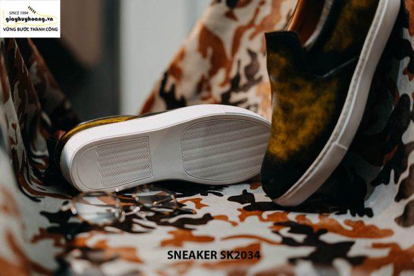 Giày lười loafer nam thể thao phong cách Sneaker SK2034 004