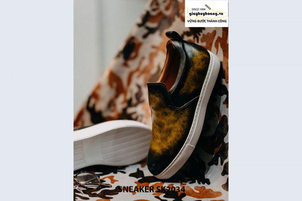 Giày lười loafer nam thể thao phong cách Sneaker SK2034 003