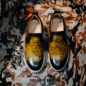 Giày lười loafer nam thể thao phong cách Sneaker SK2034 001