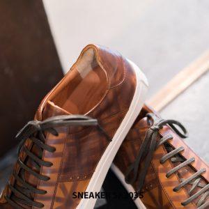 Giày da nam cao cấp chính hãng Sneaker SK2035 006