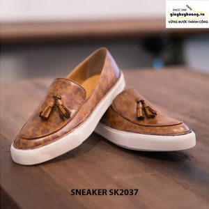 Giày da nam không dây có chuông Sneaker SK2037 005