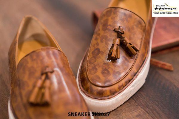Giày da nam không dây có chuông Sneaker SK2037 003