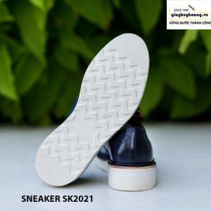 Giày da nam cao cấp hàng hiệu Sneaker SK2021 003