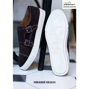 Giày sneaker nam da lộn thời trang SK2023 004
