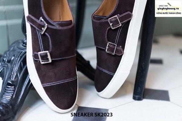 Giày sneaker nam da lộn thời trang SK2023 003