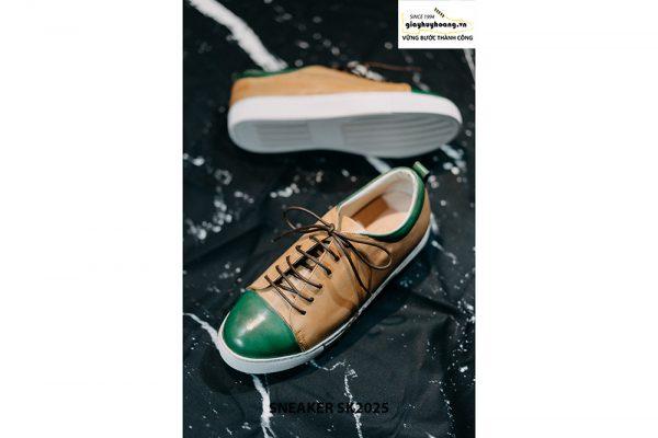 Giày da nam chính hãng êm chân Sneaker SK2025 005