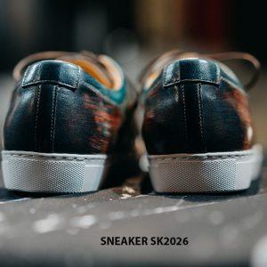 Giày da nam thể thao thời trang Sneaker SK2026 006
