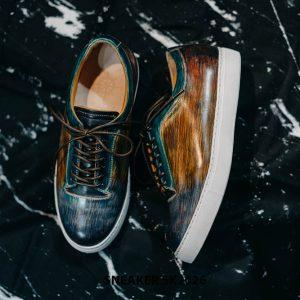 Giày da nam thể thao thời trang Sneaker SK2026 003