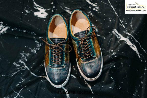 Giày da nam thể thao thời trang Sneaker SK2026 001