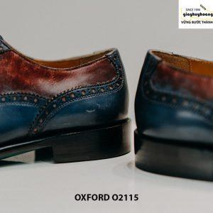 Giày da nam trẻ trung phong cách Oxford O2115 006