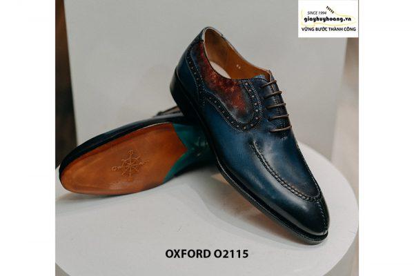 Giày da nam trẻ trung phong cách Oxford O2115 004