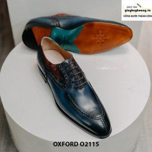 Giày da nam trẻ trung phong cách Oxford O2115 003