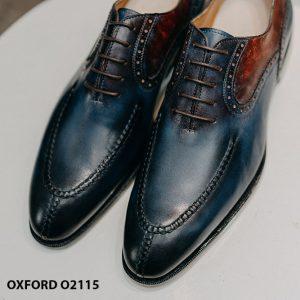 Giày da nam trẻ trung phong cách Oxford O2115 002