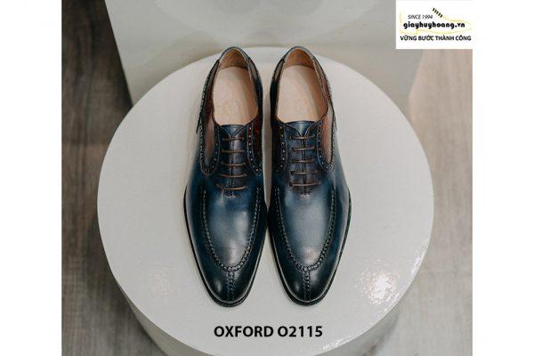 Giày da nam trẻ trung phong cách Oxford O2115 001